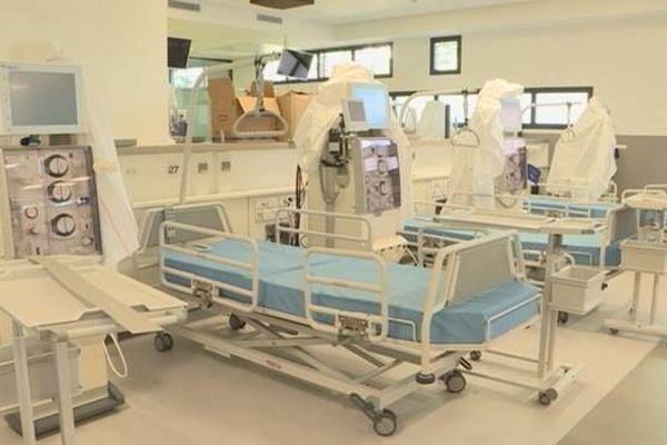 Centre de dialyse Le Port
