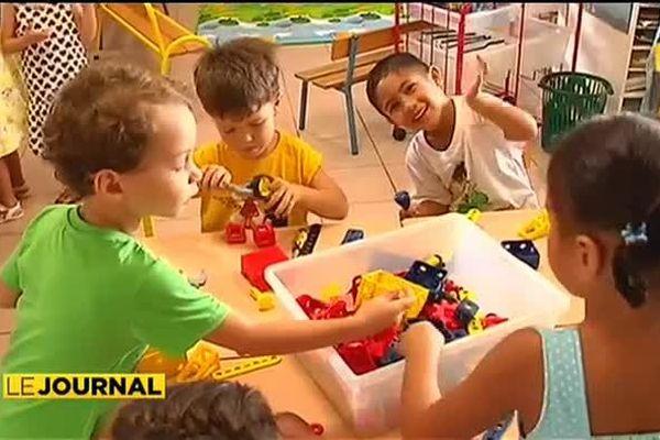 Rentrée scolaire : l'émotion des plus petits