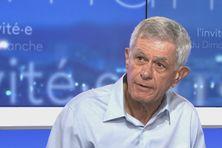 Pierre Frogier, 70 ans, est sénateur de la Nouvelle-Calédonie depuis 2011.