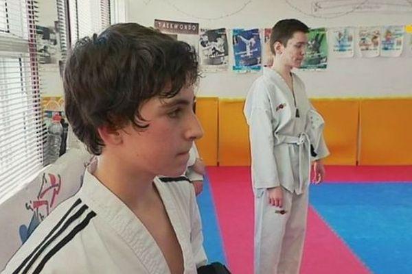 enzo goris taekwondo 2019