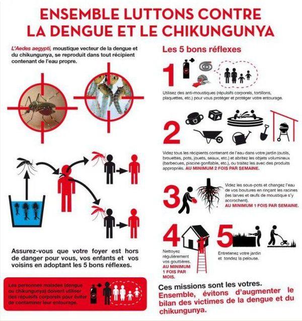 les gestes pour se protéger des moustiques