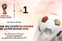 Coupe du Monde de la FIFA Russie 2018™ : un grand écran à gagner