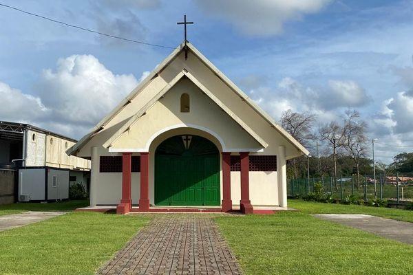 L'église Saint-Martin de Porres