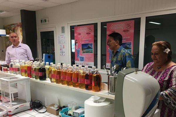 laboratoire cosmétologie papara