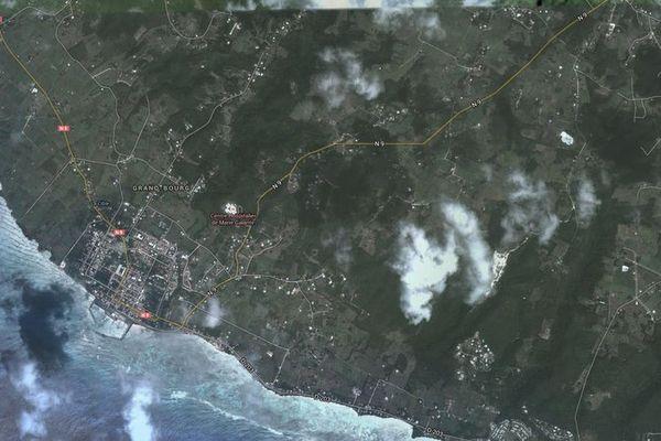 Grand-Bourg maps