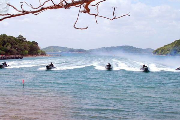 Vedettes rapides de la marine sri-lankaise