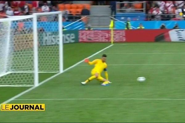 Mondial : la France accède en 8e après avoir battu le Pérou 1 - 0