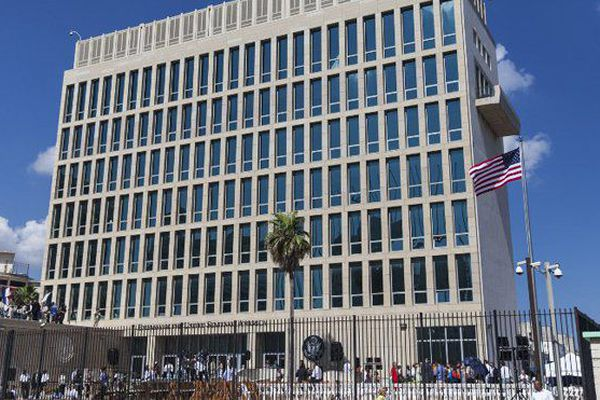 ambassade US à Cuba