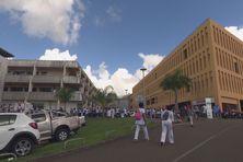 CHU de Martinique, assouplissementdes contrôles du passe sanitaire pour une période donnée