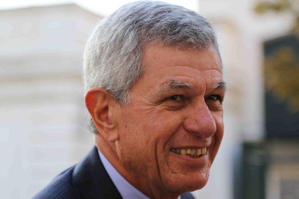 Le sénateur Pierre Frogier (Rassemblement)