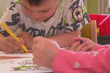 Les enfants de 3 ans peuvent désormais être accueillis au centre aéré, dans l'ancienne école Henriette Bonin.