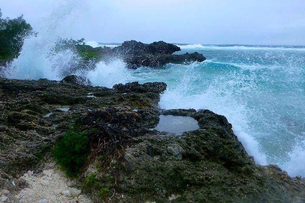 Cyclone Donna Ouvéa