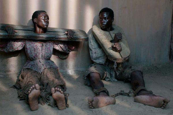 Esclaves entravés