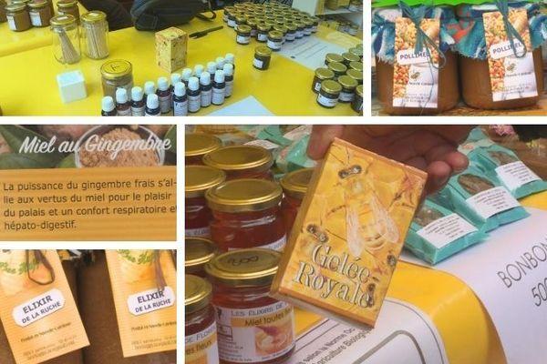 fête miel et abeilles