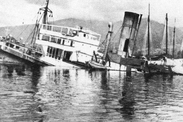 Centenaire du bombardement de Papeete