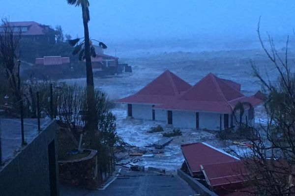 Saint-Barth Irma
