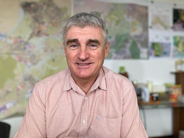 Denis Girou, directeur de l'EPFAG
