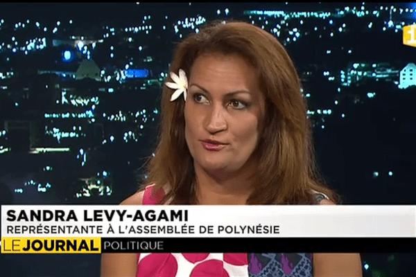 invitée du journal Sandra Levy-Agami