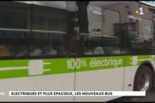 Huit nouveaux bus 100% électriques entrent en service
