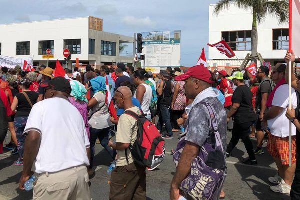 Manifestation contre le report de l'âge de la retraite, 22 mars 2019