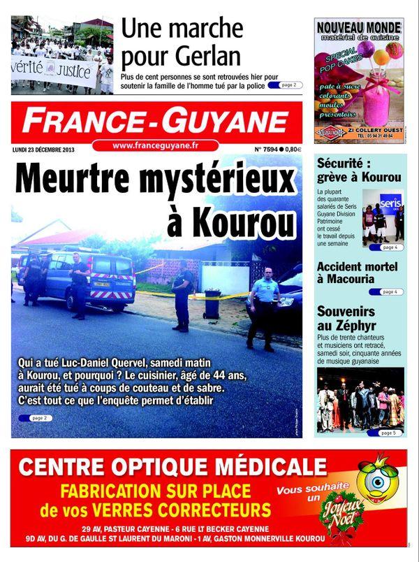 FA Guyane