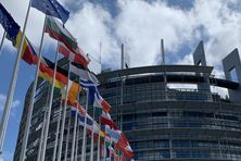Siège de l'Union Européenne.