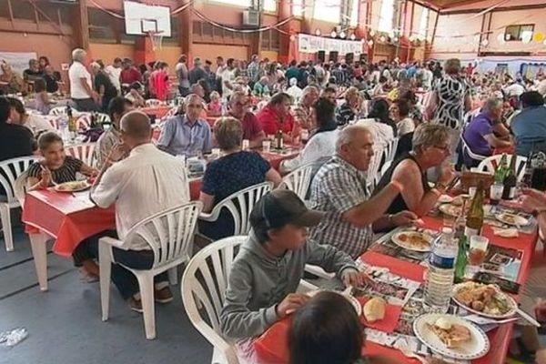 Le festival des produits de la mer à Miquelon