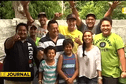 Tous derrière Mehiata, Miss Tahiti