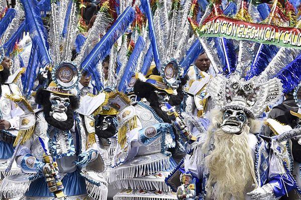 festival bolivie