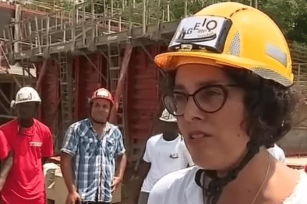 Myriam El Khomri, ministre du travail