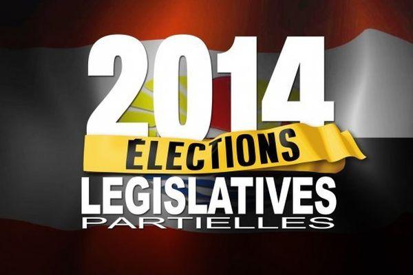1er tour élections législatives partielles