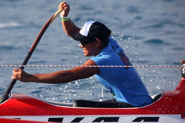 Hinatea Bernadino de Teva, multi championne