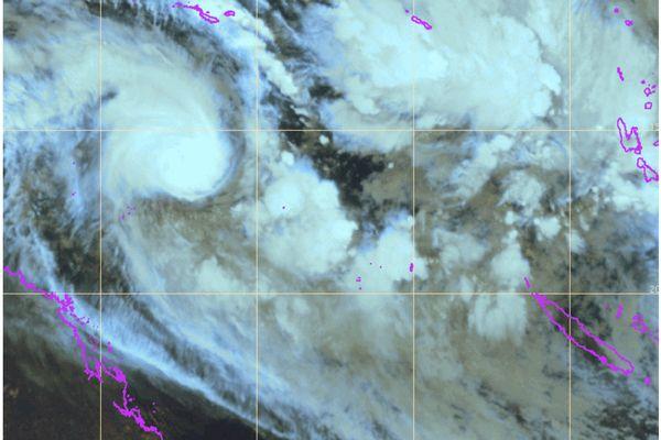 Cyclone vendredi 5 mars