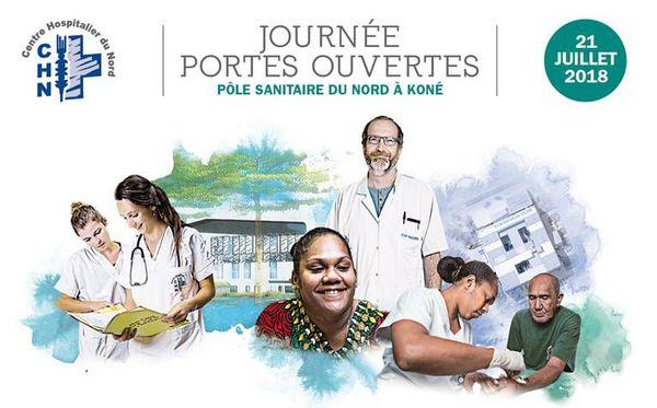 Portes ouvertes à l'hôpital de Koné.