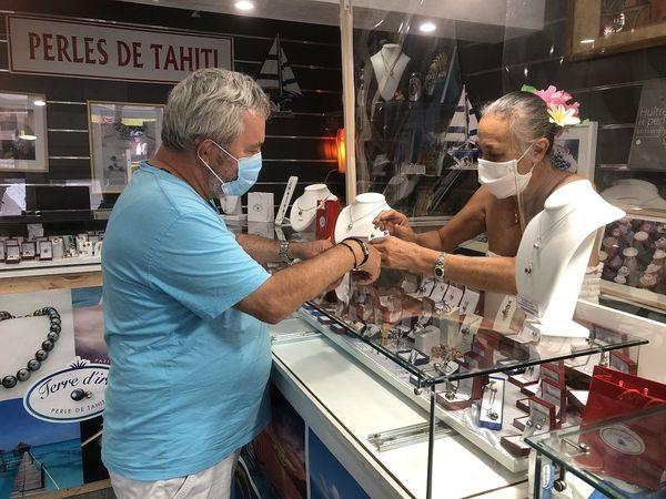 boutique éphémère perles de Tahiti 7