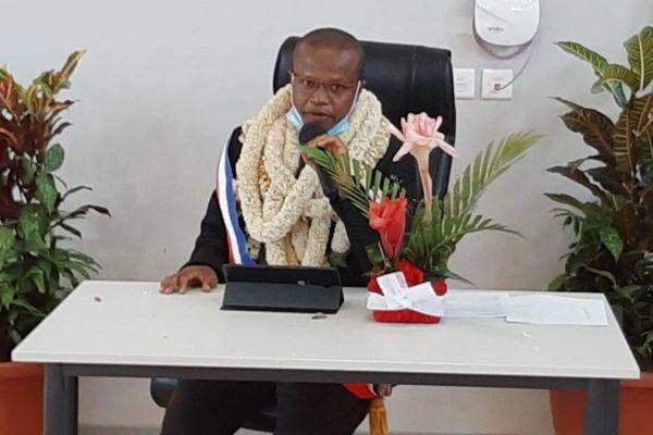 Ali Moussa Moussa Ben, maire de Bandrélé