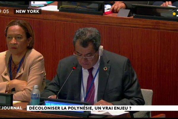 La Polynésie peut elle être désinscrite de la liste des pays à décoloniser ?
