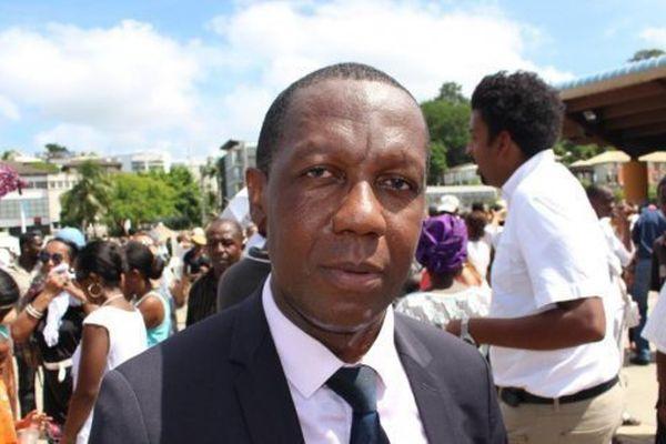 Bacar Ali Boto, 1er Adjoint au Maire de Mamoudzou.
