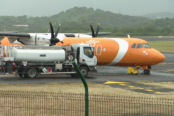Air Calédonie 5 mars