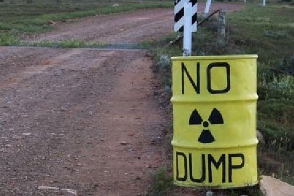 Australie contre l'enfouissement de déchets nucléaires venant du monde entier