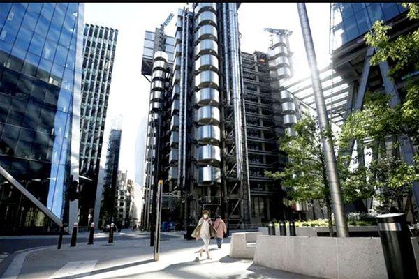 immeuble Lloyd's of London