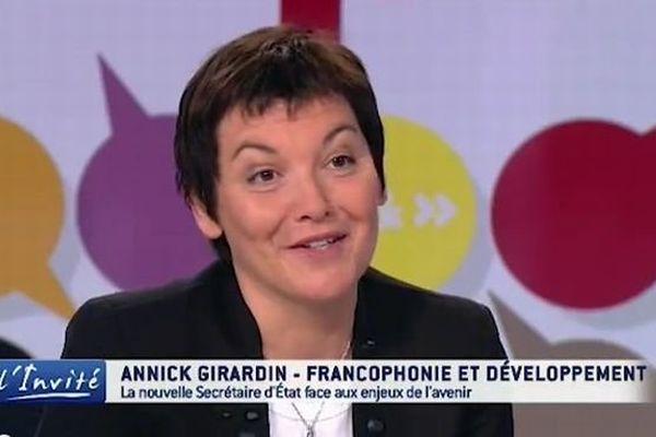 Annick Girardin