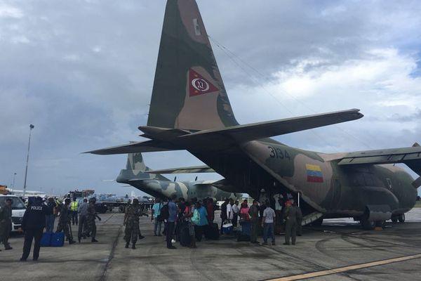 Aide à Barbuda