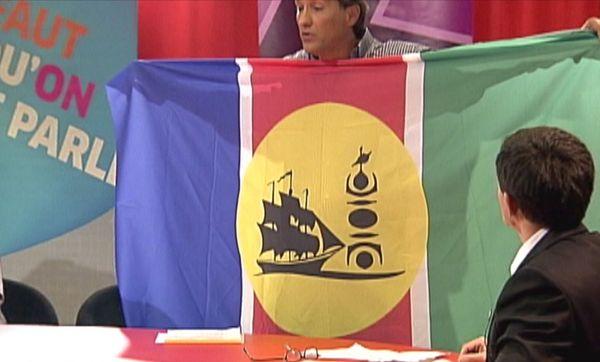 Proposition de drapeau commun.