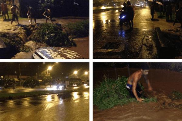 inondation outumaoro