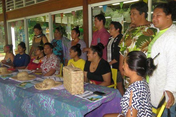 Comité organisateur de la journée du Reo Mā'ohi