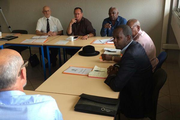 Projet de syndicat mixte d'énergie de la Guyane