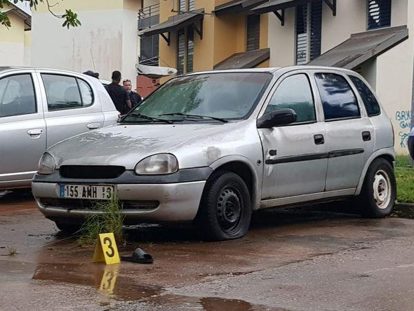 Violence à Cayenne