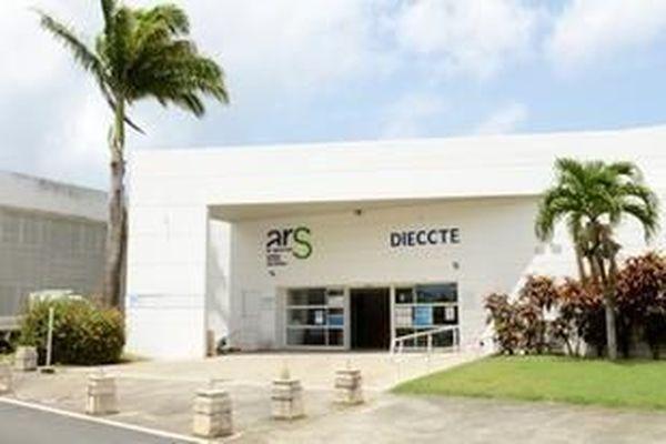 Agence Régionale de Santé de la Guadeloupe