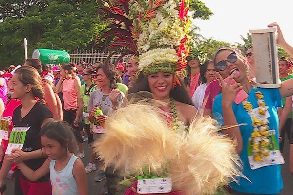 Course la Tahitienne 2019